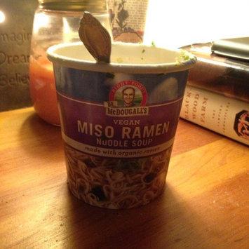 Photo of Dr. McDougall's Vegan Noodle Soup Miso Ramen uploaded by Keisha D.