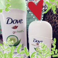 Dove® go fresh Cool Essential Cucumber & Green Tea Scent Anti-Perspirant Deodorant uploaded by Lina H.