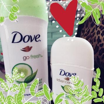 Dove® go fresh Cool Essential Cucumber & Green Tea Scent Anti-Perspirant Deodorant uploaded by Lina H.