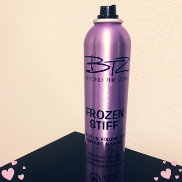 Photo of Beyond The Zone Frozen Stiff Ultimate Hold Hair Spray uploaded by Rebecca I.