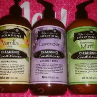 Renpure Vanilla Mint Cleansing Conditioner uploaded by Nikki D.