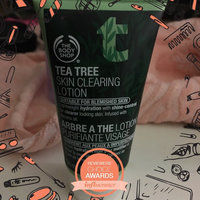 The Body Shop Tea Tree Skin Clearing Lotion uploaded by Anne G.