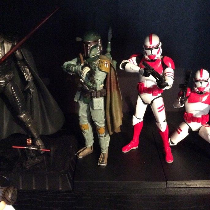 Global Holdings, Inc. Kotobukiya Boba Fett - Star Wars Empire Strikes Back Cloud City Ver. uploaded by Karen F.