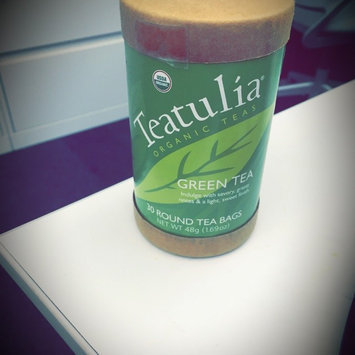 Photo of Teatulia Green Tea 30ct uploaded by Gabriela D.