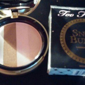 Photo of Too Faced Bronzer uploaded by America R.