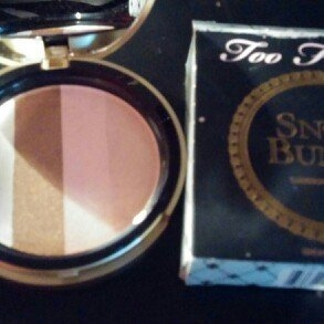 Too Faced Bronzer uploaded by America R.