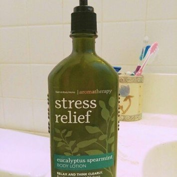 Bath & Body Works Aromatherapy- Stress Relief Hand Cream uploaded by Marissa B.