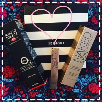 MAKE UP FOR EVER Mist & Fix Setting Spray uploaded by Auguste P.