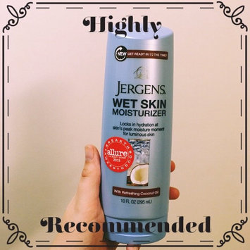 Photo of JERGENS® Wet Skin® Moisturizer with Refreshing Coconut Oil uploaded by Michelle F.