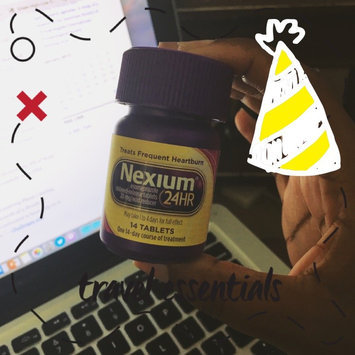 Photo of Nexium 24HR Capsules - 14 Count uploaded by Asia M.