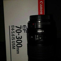 Canon 70-300mm f/4-5.6 IS EF Telephoto Zoom Lens USM (White Box) Bulk Packaging uploaded by Vickie R.