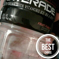 Powerade Ion4 Fruit Punch Sports Drink 32 oz uploaded by Amy S.