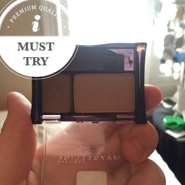 Maybelline ExpertWear Duo Chic Naturals Eyeshadow uploaded by m r.