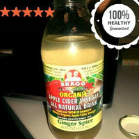 Bragg Organic Apple Cider Vinegar Ginger Spice All Natural Drink uploaded by michele m.