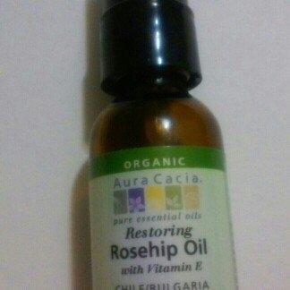 Aura Cacia Rosehip Seed Skin Care Oil Certified Organic 1 fl oz uploaded by Ariday N.