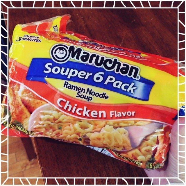 Maruchan Ramen Noodle Chicken Flavor Soup uploaded by Nicole P.