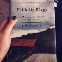 Hillbilly Elegy: A Memoir of a Family and Culture in Crisis uploaded by Mallory K.