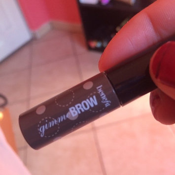 Benefit Speed Brow Tinted Eyebrow Gel uploaded by Anna N.
