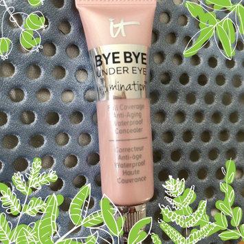 IT Cosmetics Bye Bye Under Eye Illumination Full Coverage Anti-Aging Waterproof Concealer uploaded by Katie Q.
