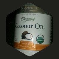 Spectrum Coconut Oil Organic uploaded by Amber W.
