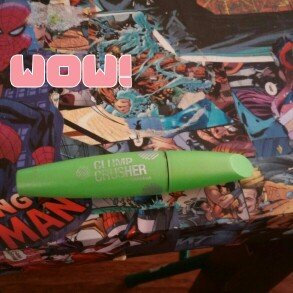 COVERGIRL Clump Crusher Water Resistant Mascara By LashBlast uploaded by yesenia a.