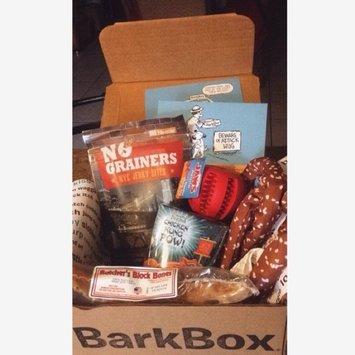 Bark Box image uploaded by Elizabeth M.