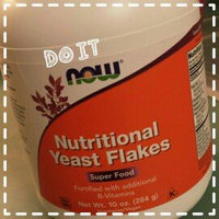 NOW Foods - Nutritional Yeast Flakes - 10 oz. uploaded by Kat M.