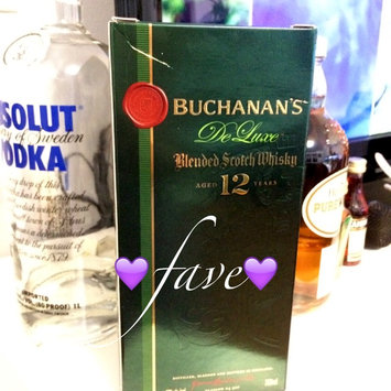 Buchanans Buchanan's Scotch Deluxe 12 Year 750ML uploaded by Vanessa S.