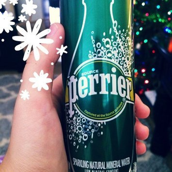 Perrier® Sparkling Natural Mineral Water uploaded by Inna K.