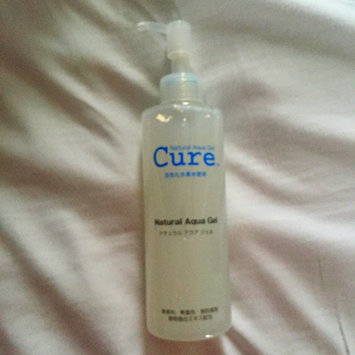 Cure Natural Aqua Gel 250ml - Best selling exfoliator in Japan! uploaded by Honey S.