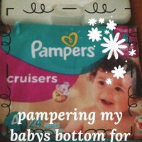 Pampers Cruisers Diapers Size 4 Jumbo Pack uploaded by Megan S.