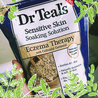 Dr Teal's Eczema Therapy Sensitive Skin Soaking Solution, 2.5 lbs uploaded by Lauren H.
