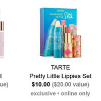 tarte Rainforest of the Sea™ Quench & Drench Lip Set uploaded by Lus S.