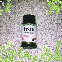 Nature's Bounty Iron uploaded by Destiny D.