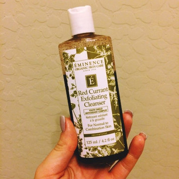 Photo of Eminence Red Currant Exfoliating Cleanser uploaded by Amanda M.