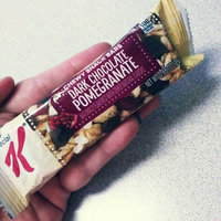Special K® Kellogg's Dark Chocolate Pomegranate Chewy Snack Bar uploaded by Marilou A.