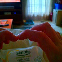 Simple Radiance Cleansing Wipes uploaded by Kris H.