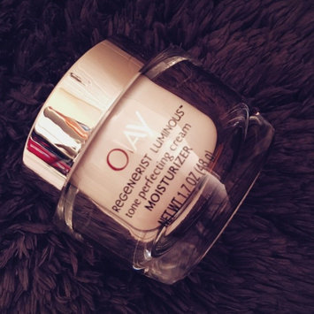 Olay Regenerist Luminous Tone Perfecting Cream uploaded by Payal D.