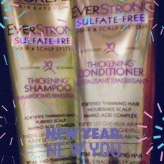 Photo of L'Oréal Paris EverStrong Thickening Shampoo uploaded by Jessica V.