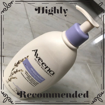 Photo of Aveeno Active Naturals Skin Relief with Soothing Oat Essence Moisturizing Lotion uploaded by Amanda M.