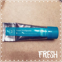 The Honest Co. Toothpaste Fresh Mint uploaded by MaKayla M.