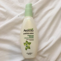 Aveeno Positively Radiant Cleanser uploaded by Maria F.