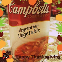 Campbell's Condensed Soup Vegetarian Vegetable uploaded by Roxana L.