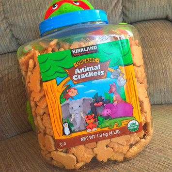 Photo of Kirkland Disney Organic Animal Crackers uploaded by Jessica S.