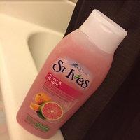 St. Ives Body Wash, Even & Bright Pink Lemon & Mandarin Orange, 24 fl oz uploaded by Jami S.