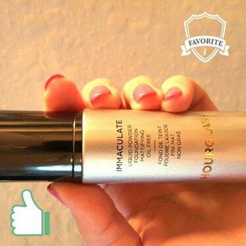 Photo of Hourglass Immaculate Liquid Powder Foundation uploaded by Carrie C.