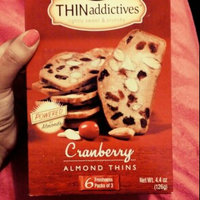 Nonni's Foods Nonni's THINaddictives Cranberry Almond Thins 4.44 oz uploaded by Alejandra M.