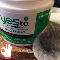 Yes To Cucumbers Eye Makeup Removing Pads uploaded by Rachel F.