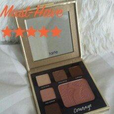 tarte Double Duty Beauty Day/Night Eye & Cheek Palette uploaded by Carrie P.