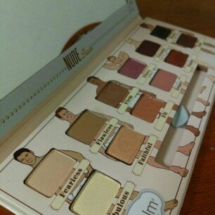 Thebalm the Balm Nude Dude Palette uploaded by jessika s.